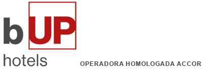 bUP Hotels Logo